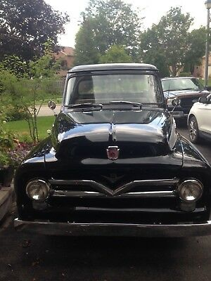Ford: F-100 Custom Cab 98% Fully restored with 100% rebuilt engine, new crankshaft, camshaft, pistons.