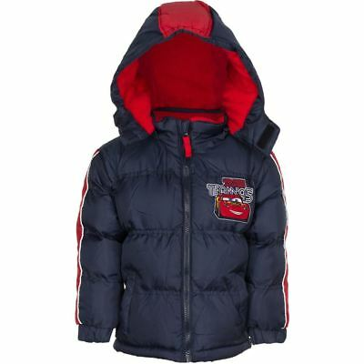 Disney Cars HO1110 Hooded Winter Jacket