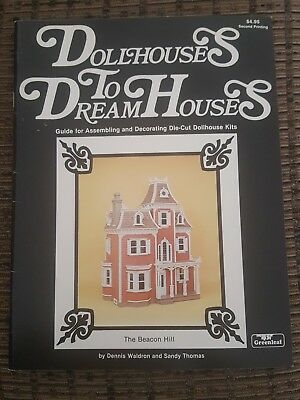 Dollhouses To Dream Houses The Beacon Hill By Dennis Waldon And Sandy Thomas