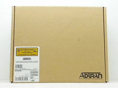 Adtran TA 5000 32 Port DS1 1187801L1 HECI: BVL3APJDTA New Open Box