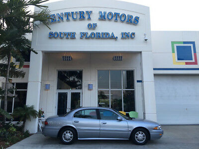 2005 Buick LeSabre Custom Sedan 4-Door LOW MILES LEATHER LOADED NIADA CERTIFIED WARRANTY FLORIDA