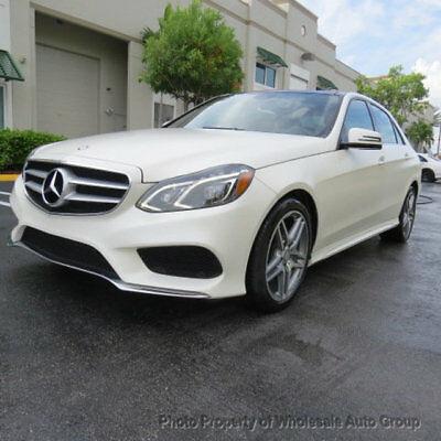 2014 Mercedes-Benz E-Class 4dr Sedan E 350 Luxury RWD CARFAX CERTIFIED. BEST COLOR . FULLY LOADED. MUST SEE