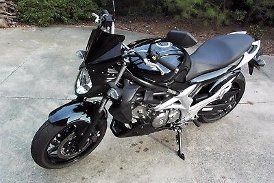 2009 Suzuki SVF650 Gladius - Black  2009 Suzuki SVF650 Gladius - Black (2,900 Miles) with Upgrades