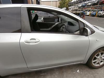 Toyota Yaris Right Front Door Window Ncp9#, 3Dr Hatch, 10/05-10/11 05 06 07 08