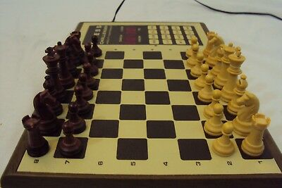 Vintage Fidelity Electronic CHESS Challenger Set, TESTED & WORKING
