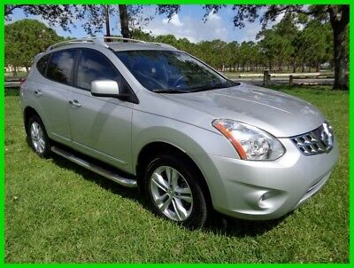 2013 Nissan Rogue SV 2013 Nissan Rogue SV 1-Owner Clean Carfax Rear Cam Keyless Ignition No Reserve