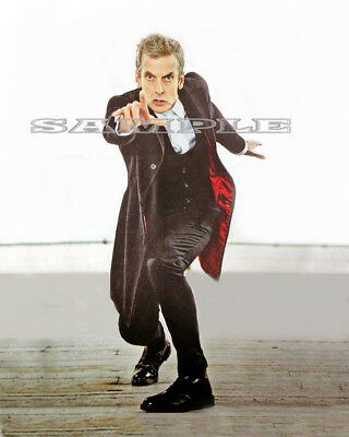99 Doctor Dr Who Photo Peter Capaldi Print