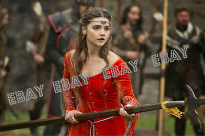 115 Doctor Dr Who Photo Jenna Coleman Print