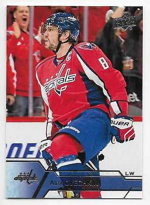 16/17 UPPER DECK SERIES 1 BASE Hockey (#151-200) U-Pick From List