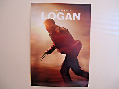 Logan A2 Collectible Movie Poster Fac #77 - Filmarena Exclusive *new* (Maniacs)