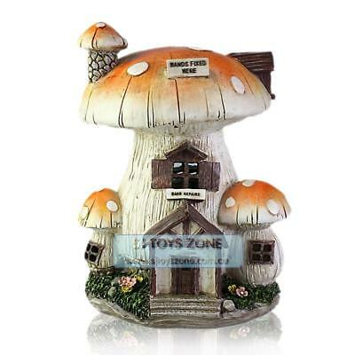 Wands repair Fairy Solar House Elf Goblin Light Up Home Outdoor Garden Decor