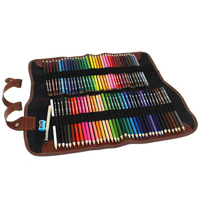 72 Colors Art Drawing Oil Base Non-toxic Pencil Pen For Artist Sketch Painting