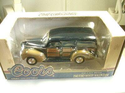Coors Collectible Car