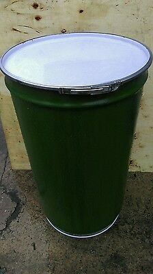 steel drum 205 litre/ 45 gallon