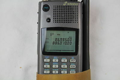 Stabo XR 2000 Art. 51005 Profess. Scanner mit Spektrum Display 531kHz-2039Mhz