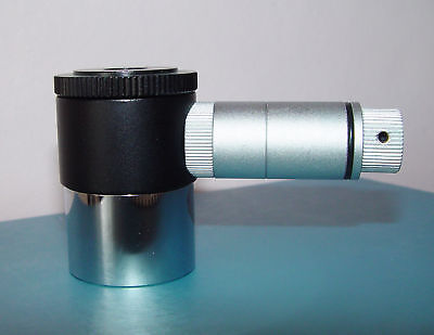 "High Quality 1.25"" Illuminated Telescope Eyepiece with 12.5mm Focal Length 50P!"