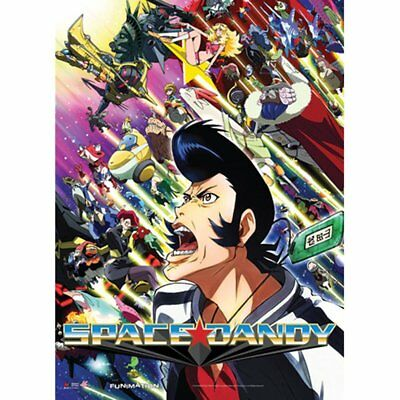 *NEW* Space Dandy: Rise Wall Scroll by GE Animation