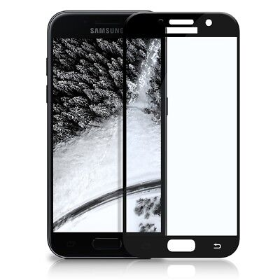 3D Panzer Glas für Samsung Galaxy A5 2017 Full Screen Protector Cover Curved 9H