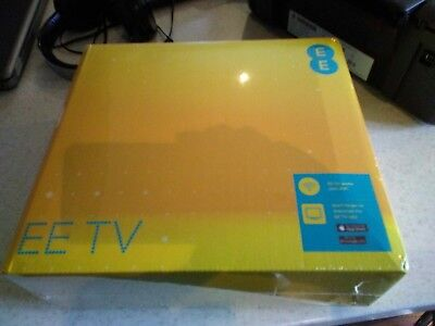 'EE' Tv Box brand new unopened in cellophane