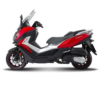 Sym CRUISYM 300 EFI MAXI SCOOTER RED OR BLACK £200 DEPOSIT COST