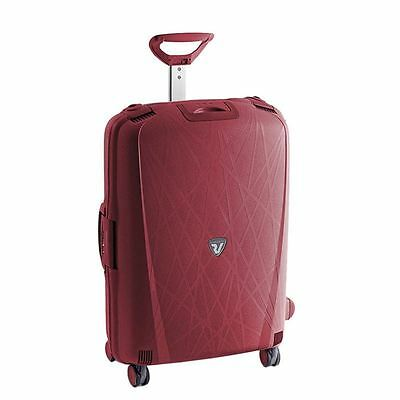 Maleta light Spinner 4 ruedas Roncato mediana rojo