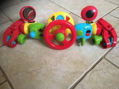 ELC driver buggy driving baby toy with lights and sounds 2 available