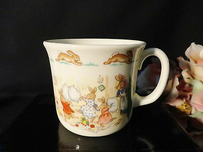 Royal Doulton Bunnykins Handled Mug