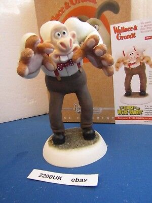 WALLACE The Curse of The Wererabbit WG21  Rober Harrop Wallace and Gromit new