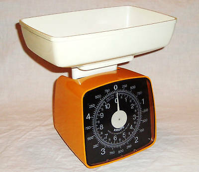 A Retro Krups Kitchen Scale Made In Ireland