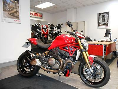 2015 Ducati Monster 1200S Abs/traction