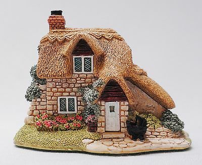 Lilliput Lane Applejack Cottage + Original Box & Deeds