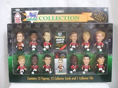 CORINTHIAN 1995 'Big Head' Football Collection NOTTINGHAM FOREST - Mint & Boxed