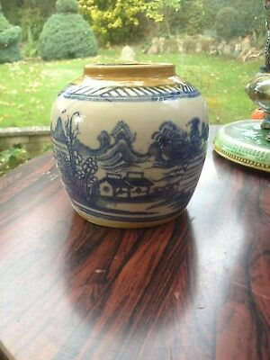 Large antique Chinese Ginger Jar