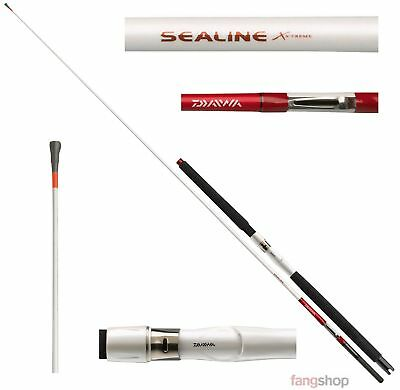 Daiwa Sealine-Z Interline 2,35m 15-30lb 20-50lb Meeresrute Inlinerute Dorsch TOP