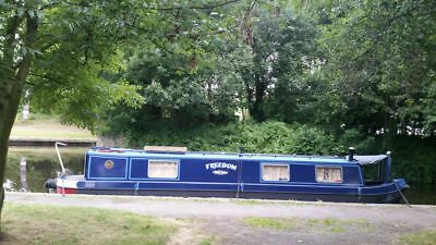 40ft Traditional Narrowboat