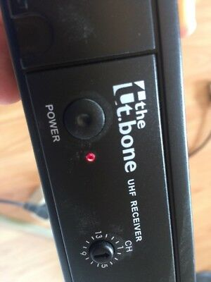 t.bone DS16R UHF Receiver