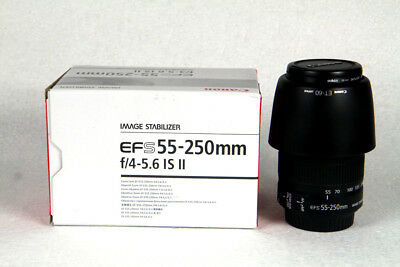 Canon EFS 55-250mm f/4-5,6 IS II