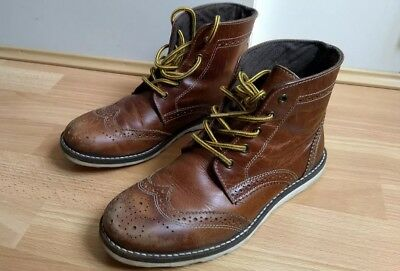 Brogues made with sole 6