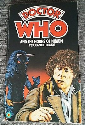 Doctor Who And The Horns Of Nimon (Target Books, Paperback, 1980) 1st Edition