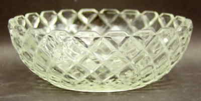 Anchor Hocking WATERFORD CLEAR Cereal Bowl 6739