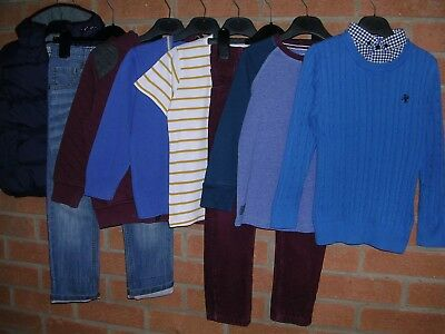 All NEXT Boys Bundle Shirts Tops T-Shirts Jeans Jumpers Body Warmer Age 3-4 104