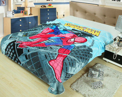 Plaid Copriletto coperta Spiderman 150*200 big size