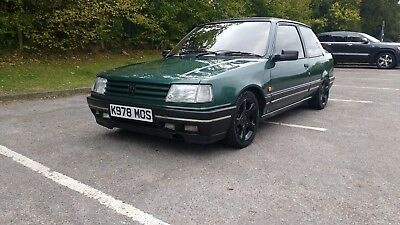 1992 Peugeot 309 GTi Goodwood GTi6 No Reserve