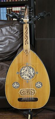 Middle Eastern Electric Oud
