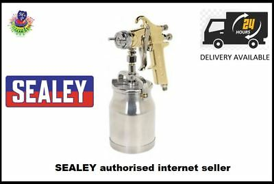 Sealey S701 Professional Suction Feed Spray Gun 1.8mm Set Up