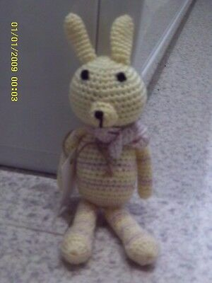 New With Tags Knitted Character From Harry Hill's Tv Burp Programme