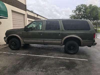 2001 Ford Excursion Limited Sport Utility 4-Door THIS IS A BAD AZZZ TRUCK