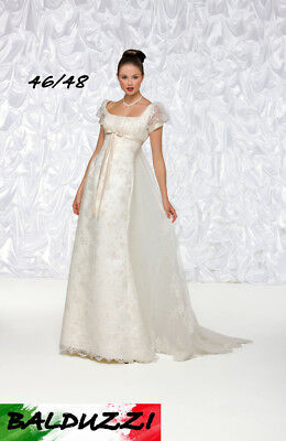 abito da sposa wedding dress  46 48   pizzo d17