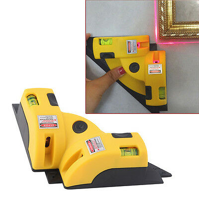 Hot Right Angle 90 Degree Horizontal Vertical Laser Line Projection Square UP#