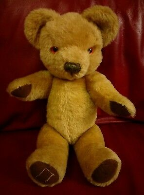 Vintage Merrythought Jointed Teddy Bear
